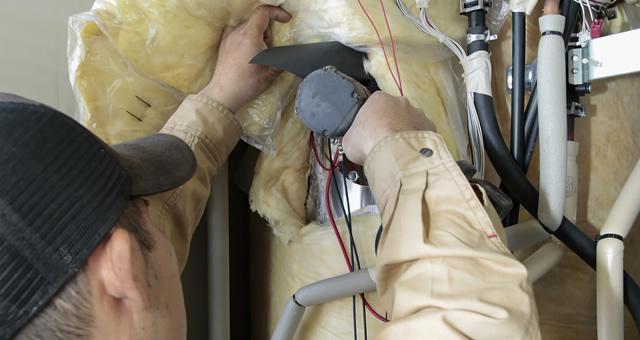 4.販売だけでなく、電気の給湯機の修理、メンテナンスにおいても豊富な実績