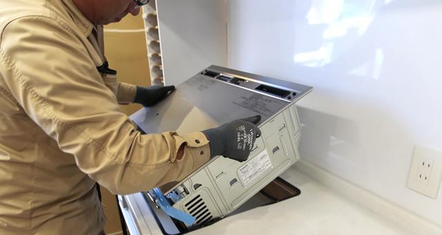 7.施工基準を遵守した自社責任施工で工事も保証