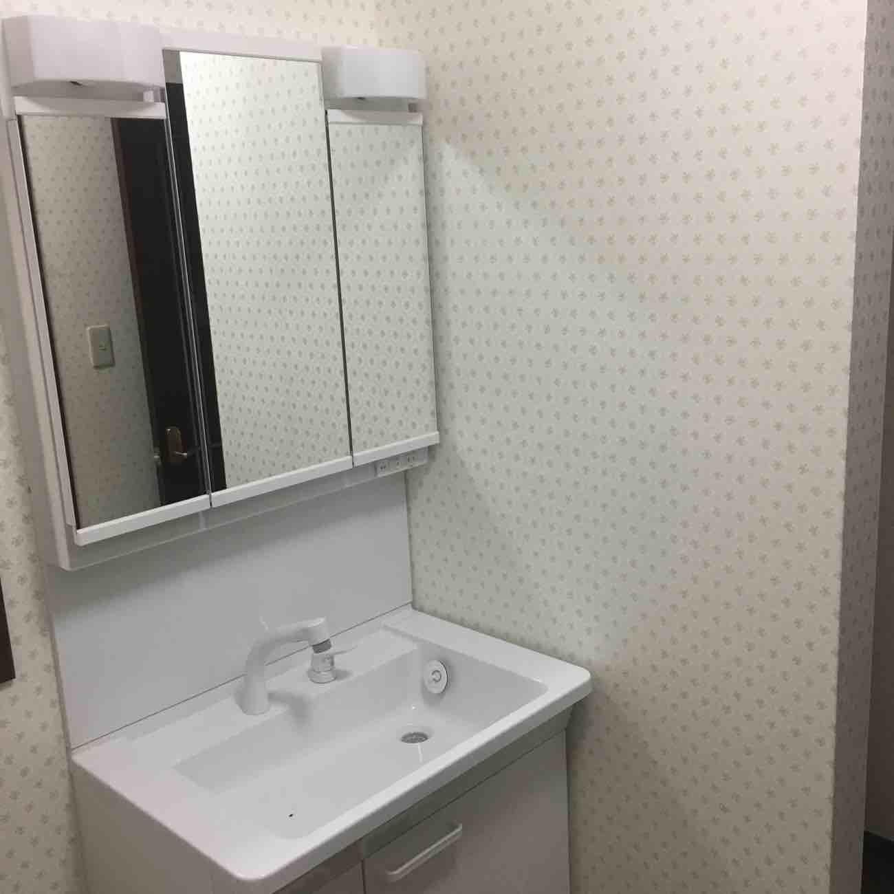 オール電化のヒシダデンキ 浴室・洗面・トイレリフォーム工事