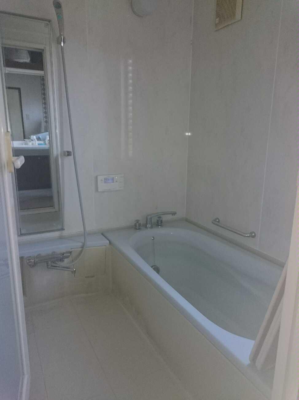 オール電化のヒシダデンキ 浴室・トイレリフォーム工事